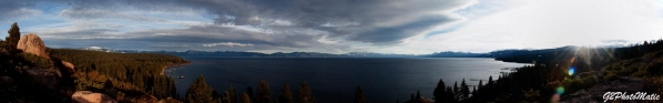 Tahoe City Lake View