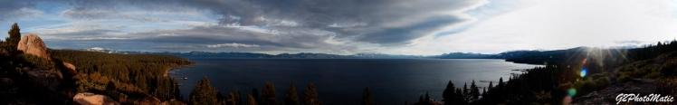 Tahoe City Lake View